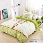 Home-ntextile-Reactive-Print-4Pcs-bedding-sets-luxury-include-Duvet-Cover-bed-linent-Pillowcase-King-Queen