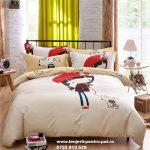 100-cotton-3-4pcs-Superman-cartoon-boy-girl-kids-bedding-set-Bed-Linen-3d-bedding-sets